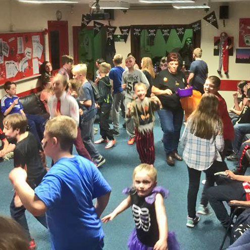 Biddulph Zone Youth Disco